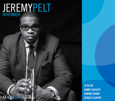 jeremy pelt: trumpeter- producer- educator